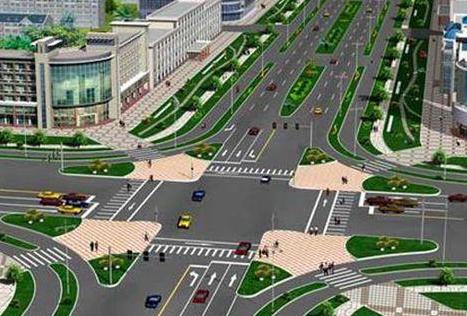 关于武钢厂区智能交通系统分布的公告