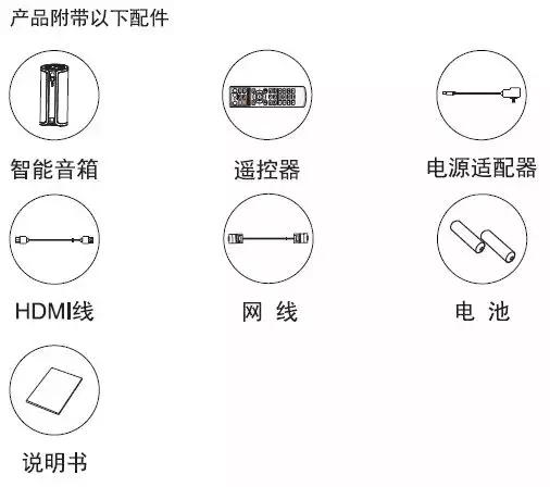天翼智能音箱TV版安装配置使用手册