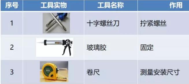 云米智能嵌入式消毒柜安装指南(图文教程)