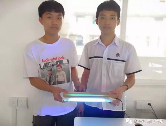 物联网作品:智能物联网紫外线灭菌灯