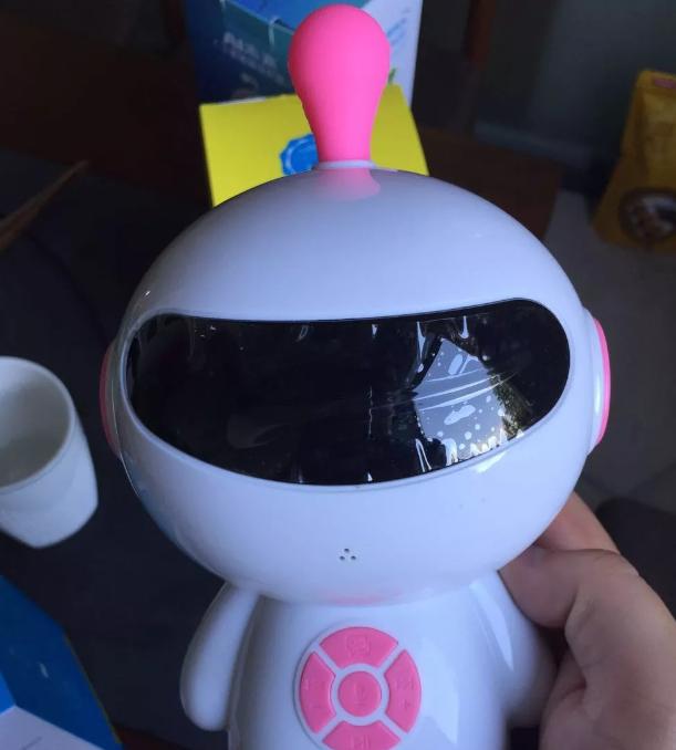 纽贝迪智能机器人联网教程:超级宝宝