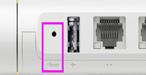 小米路由器忘记初始密码怎么重置恢复出厂设置?