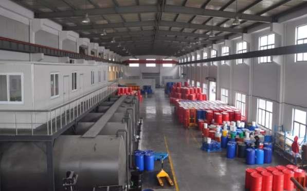 柯力物联网液体灌装秤系统应用案例