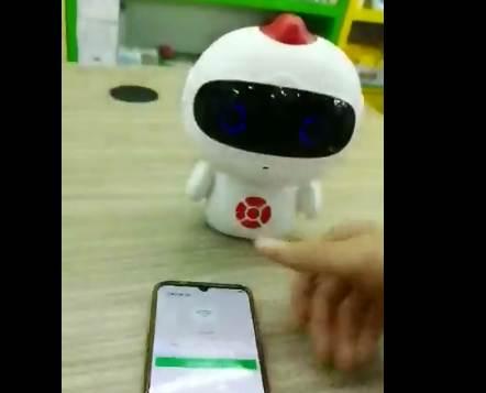 小超人智能机器人怎样连接网络