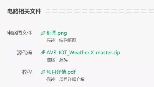 带有AVR-IoT WG的物联网天气传感器方案