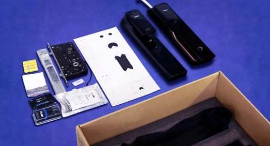 海尔御·S70智能门锁到底是怎么安装的?