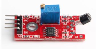 物联网 DIY作品 | 金属触摸传感器的应用