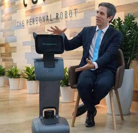 temi——你的个人机器人,智能生活就是如此简单