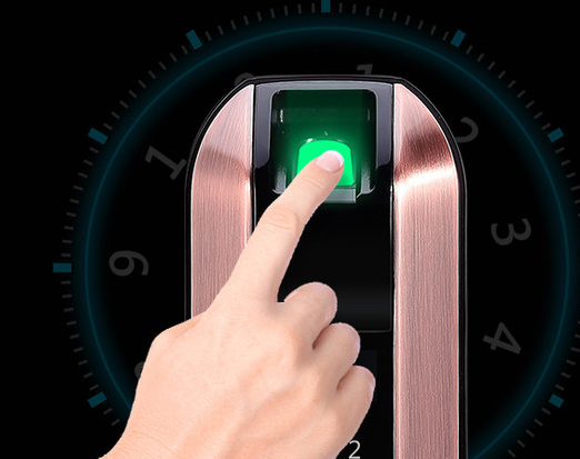 萤石智能门锁输错密码被锁定怎么办