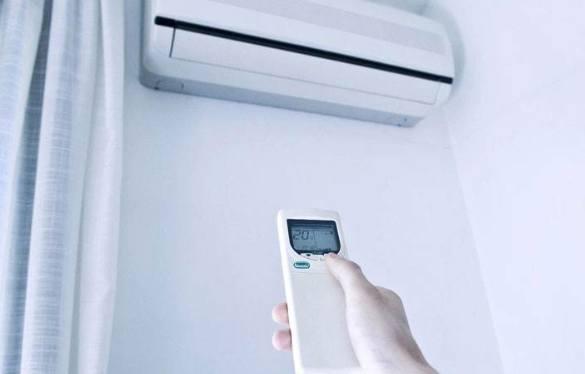 智能空调复位方法