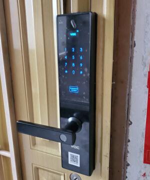 #00v智能锁怎么改密码