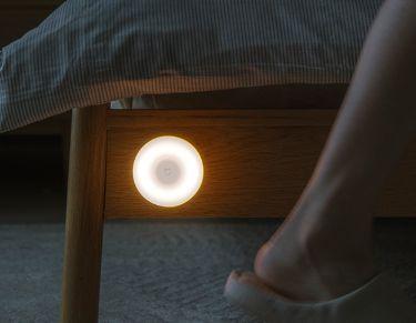 米家夜灯2怎么常亮