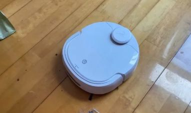 云鲸扫地机器人怎么建图