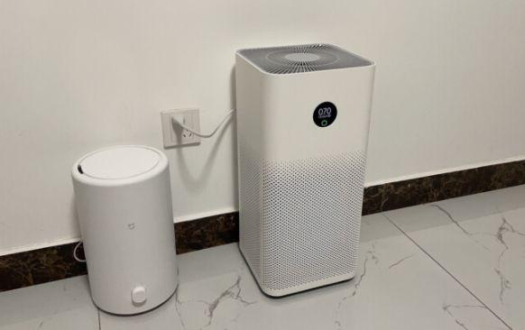 米家空气净化器3连接不上