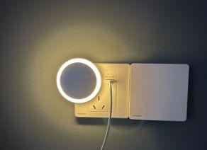 小米夜灯怎么可以一直亮